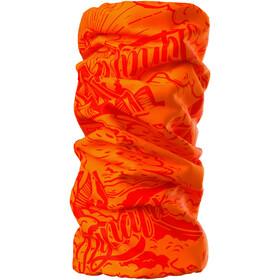 Dynafit Logo Calentador de Cuello, naranja